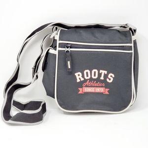 Roots Canvass Travel Crossbody Bag